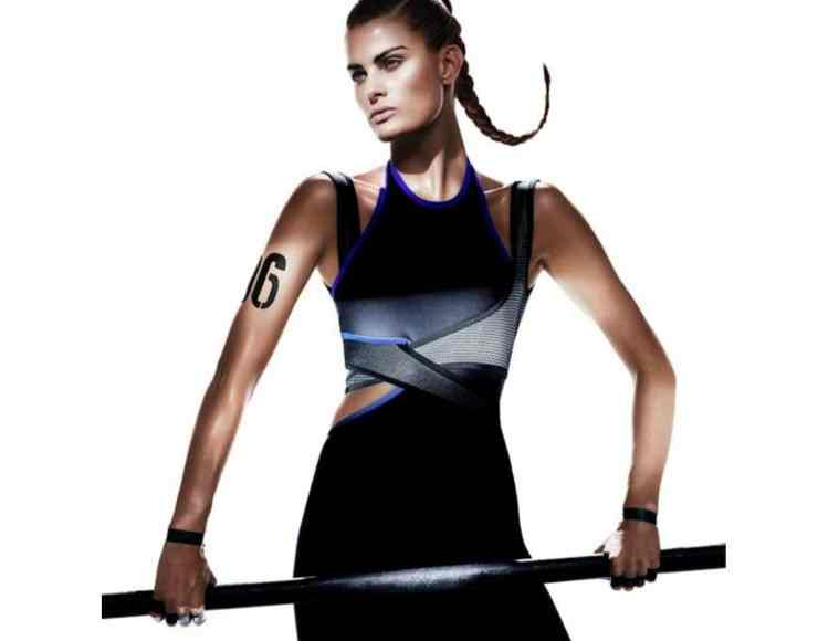 Alexander Wang x H&M en acción con nuevo video del lookbook.