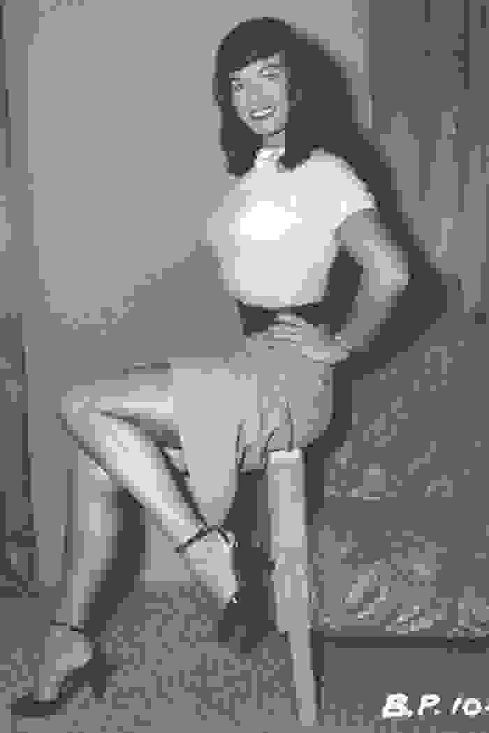 bettie page 121208