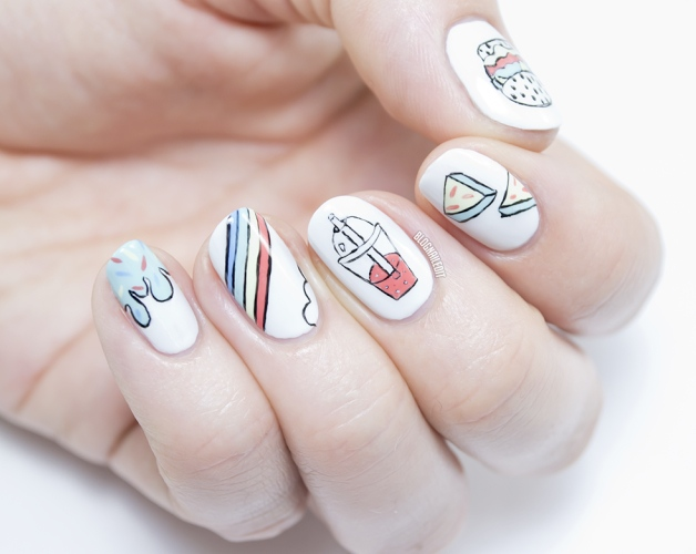 summer-nail-designs-art-ideas-2016-2017