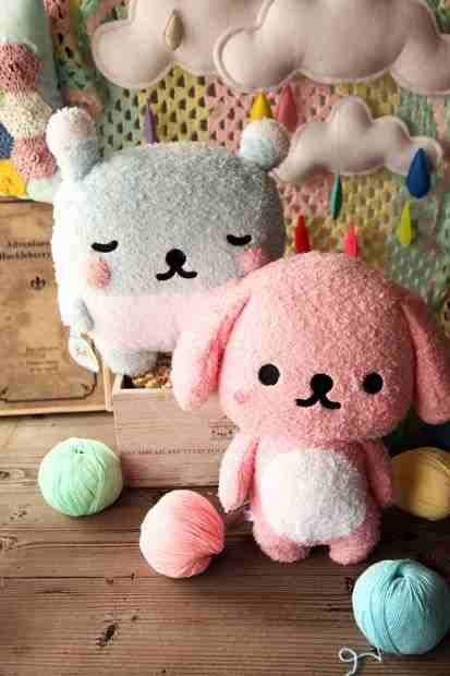 peluches adorables