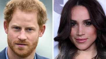 """(FILES) This combination of file photos created in London on November 8, 2016, shows Meghan Markle (L) as she poses on arrival for the GQ Men of the Year Party in Hollywood, California, on November 13, 2012, and Britain's Prince Harry as he arrives at Lord's cricket ground in London on October 7, 2016. Britain's Prince Harry confirmed on November 8, 2016, he is dating US actress Meghan Markle as he hit out at the """"wave of abuse and harassment"""" she has suffered in recent weeks. In an unprecedented statement from Kensington Palace, the prince, 32, urged media organisations to refrain from """"further damage"""" as he blasted the smears and """"racial undertones"""" appearing in newspaper articles. / AFP PHOTO / FREDERIC J. BROWN AND Justin TALLIS"""