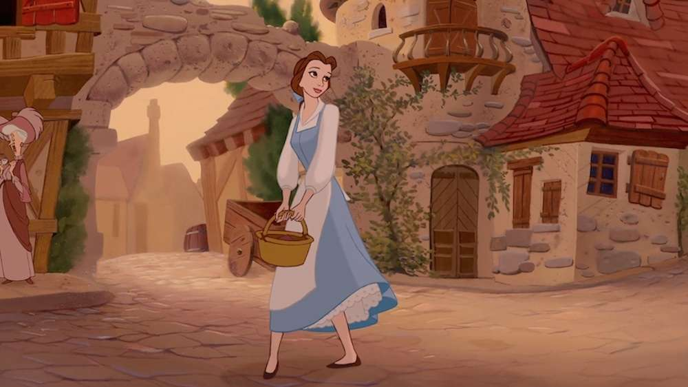 Disney-Character-Name-Analysis-Belle